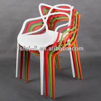Modern Outdoor Stackable plastic colored adirondack chairs wholesale