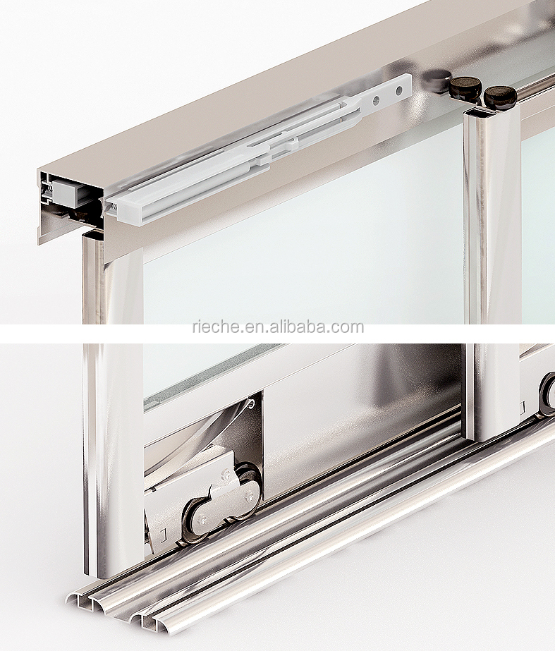 Furniture Wardrobe Sliding Door fittings /sliding door system /sliding door roller 500.303