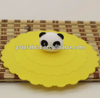 Cute design tea cup cover with holl