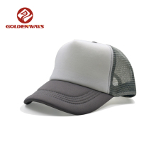 2018 Wholesale price plain custom promotion cheap 5 panel truck hat