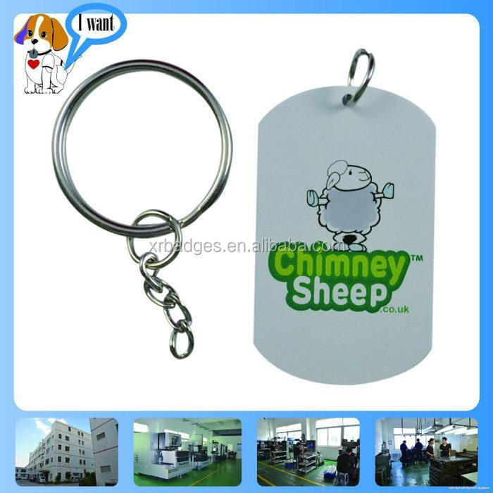 Low price Crazy Selling polished enamel dog tags