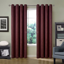 Latest Modern European Style Christmas Luxury Hotel Blackout Curtains Fashion Designs Curtains for The Living Room Blackout
