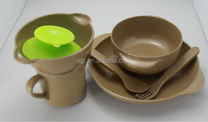 biodegradable material wedding crockery items
