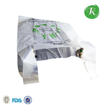 Disposable colored drawstring trash garbage bag d2w biodegradable drawstring garbage bag draw tape bag