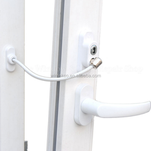 4 Types Child Safety Locks With Cable for Window