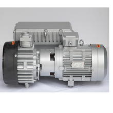 pump for air suck & blow China single-stage rotary vane vacuum pump