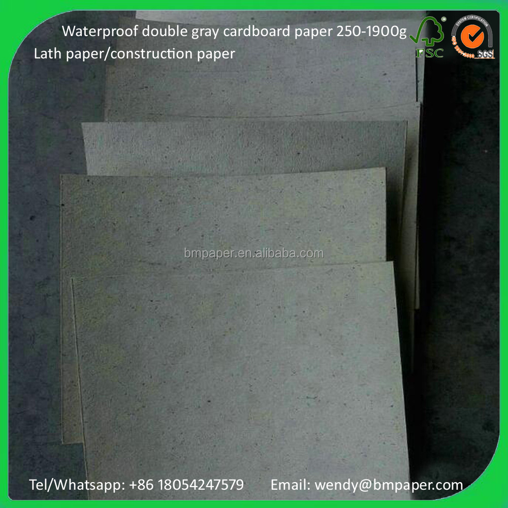 Construction floor protection paper