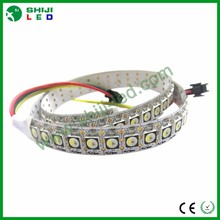 60 pixels sk6812 rgbw digital led tape flex 5v led strip
