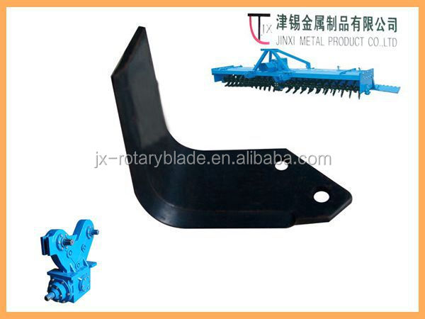 powerful rotary tiller blade