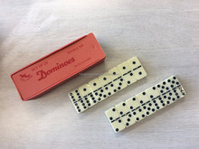 2017 Newest High Quality Wholesale Cheap Domino Double Six Plastic Dominoes For Intelligence Development