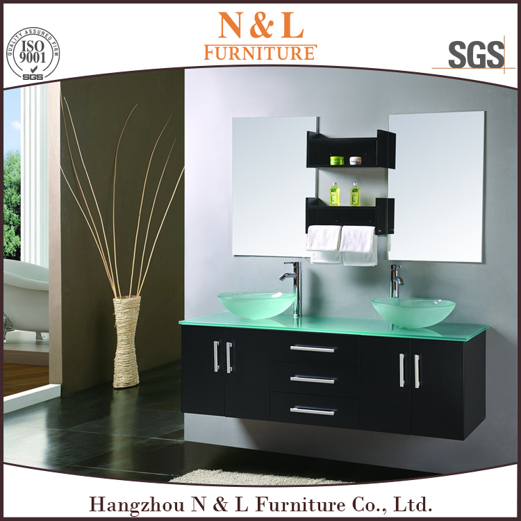Wholesale cheap china blinds factory directly painted solid wood kitchen cabinets, bathroom vanity