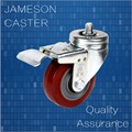 scaffolding industrial leg wheel caster trolley