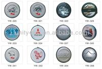 auto spare parts steel spare tire cover/ spare tire wheel covers /rubber track conversion system