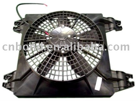 KFX-I 12V Car Condenser Fan