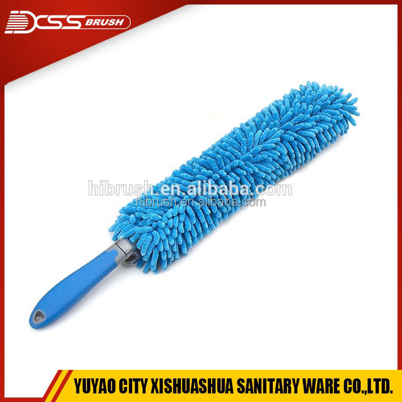 Easy To Clean Microfiber Car Cleaning Brush , Car Daily Microfiber Duster