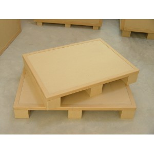 Cardboard product corrugated honeycomb paper pallet