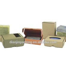 soap display boxes