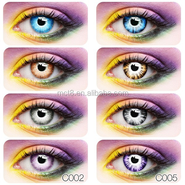 baby doll eyewear wholesale colored contacts crazy color contact lenses
