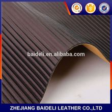 polyester fabric wholesale leather trim funiture material
