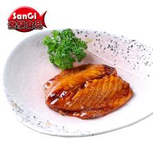 Fresh Tasty Grilled Broiled Frozen Fish Fillet