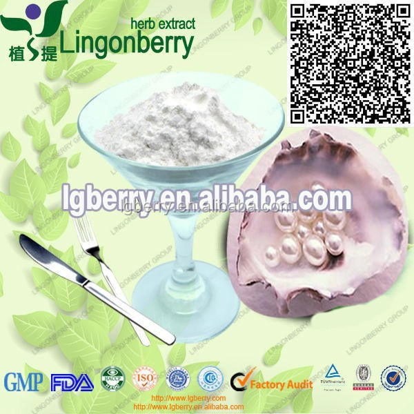 Instant pearl powder, pure pearl powder, water soluble Pearl powder