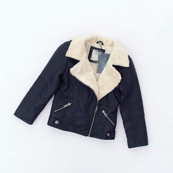 MS61420C boys apparel biker jackets fashion winter jackets