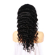 100% Virgin Human Hair Large Stock curly full lace wig