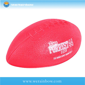 customized high quality pu pink stress ball