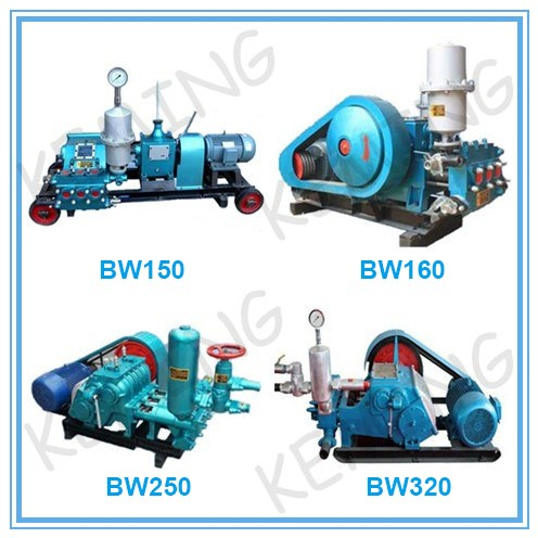 Small Drilling Mud Pump/Duplex,Triplex Mud Pump for Sale