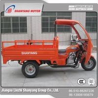 wholesale in China 150cc truck cargo tricycle with 3 wheel eec trike 3 wheel tricycle tuk tuk cargo tricycle chassis