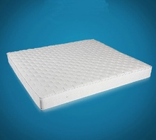 natural latex mattress plastic spring coil mattress (DBM132)