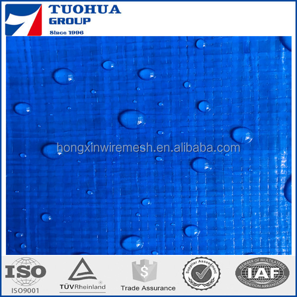Water Proof Material HDPE Tarpaulin&Tent PE Woven Tarpaulin Film Stock Lot