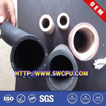 Black rubber silicone garden hose in good quality