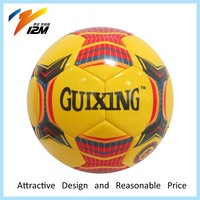 Novelty machine making PVC Leather football/soccer ball