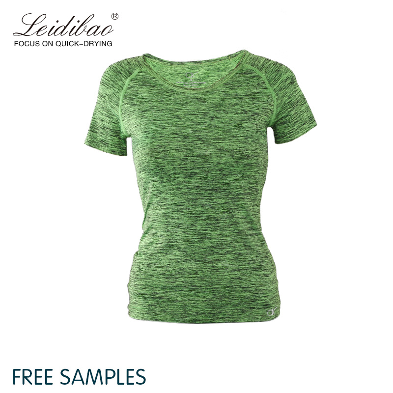 wholesale compression weartight fit half sleeve t shirt