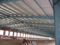 light steel strips polished metal building materials