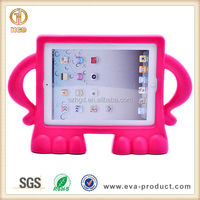New Arrival Fashinable Kids Shockproof Case Cover For iPad 2 Tablet PC