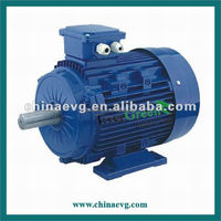 Y2 series three phase 2 pole electrical asynchronous motor