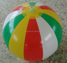 PVC inflatable special model ball ,12 panel ball