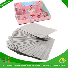 2.0mm gray board paper for good paper calendar