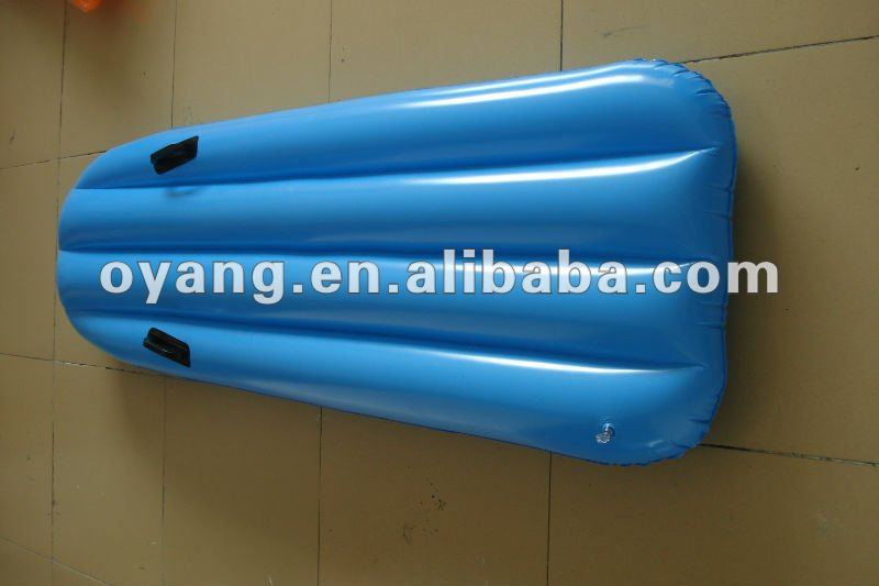 pvc inflatable surfboard , inflatable bodyboard (water floating)
