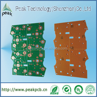 FR-1 pcb, pcb circuit board, customized rigid pcb board