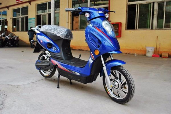 Hot Selling in South America Adult Off-Road Electric Motocycle 450W 48V Electric Motorbike