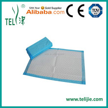 Disposable under pad/ hospital bed pads/ bed protector underpad Alibaba trade assurance supplier