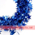 Hot sale Metallic PVC Tinsel Garlands Baby shower party decoration