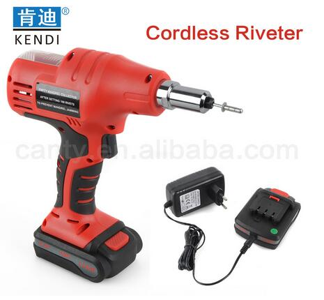 14.4v Electric Rivet Gun Cordless Rivet Tool for sale