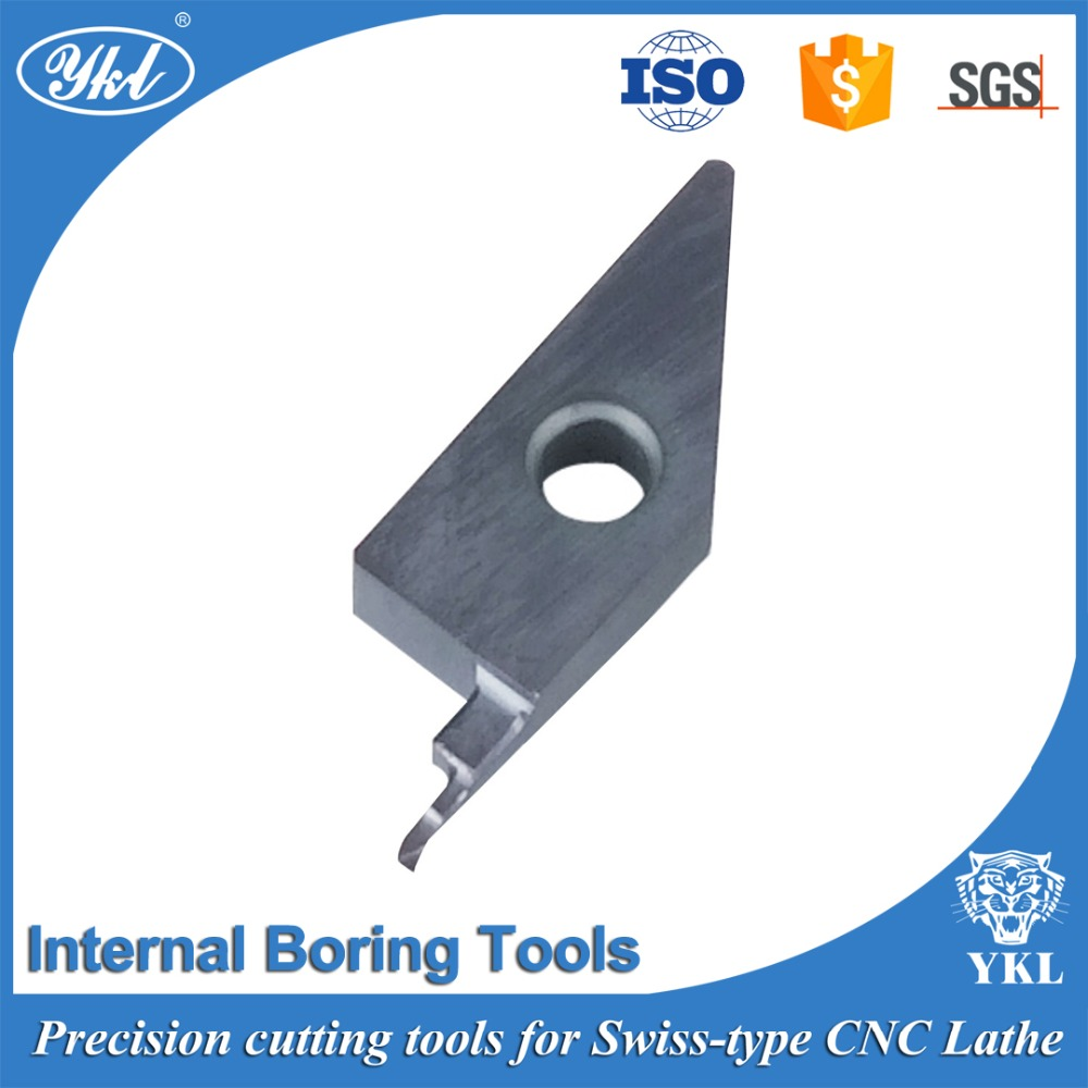 NBVB Series Carbide Internal Turning Tool for Micro Boring Stainless Steel Small Parts