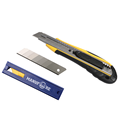 Super Durable Large Utility Knife Open Box Tool Wallpaper Cutter Razor Blades Knife School and Office Stationery