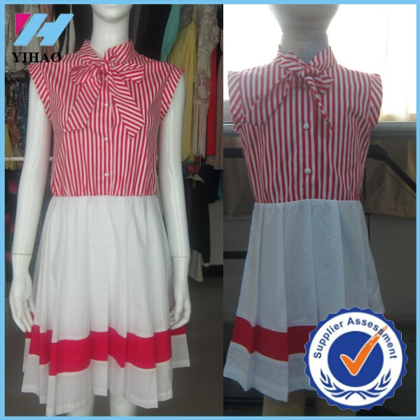 Dongguan Yihao new fashion women child dresses chinese clothing manufacturers, 2015 high quality ladies short skirt