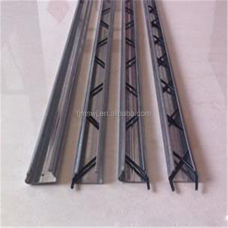 Electroplating Greenhouse kits, Lockup Steel Profile with zink coating of 275 g/m2